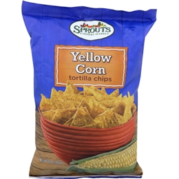 Sprouts Yellow Corn Tortilla Chips