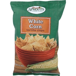 Sprouts White Corn Tortilla Chips